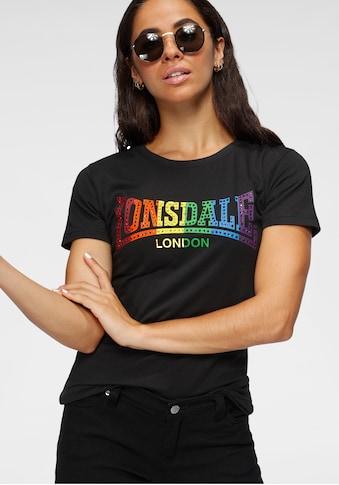 Lonsdale T - Shirt »HAPPISBURG« kaufen