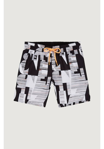 O'Neill Boardshorts elasticated Strike out shorts »Strike out« kaufen