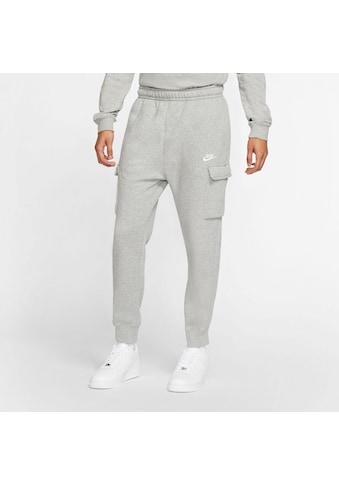 Nike Sportswear Jogginghose »CLUB FLEECE MENS CARGO PANTS« kaufen