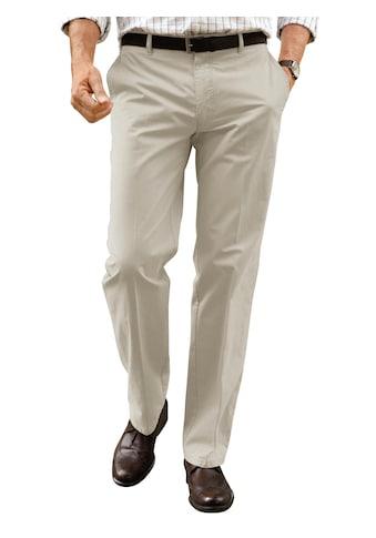 Brühl Hose in elastischer Popeline - Qualität kaufen