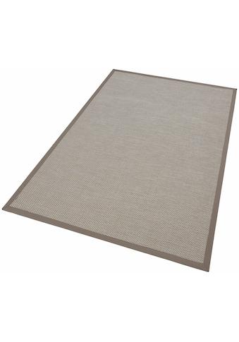 Dekowe Teppich »Naturino Color«, rechteckig, 7 mm Höhe, Flachgewebe, Sisal-Optik, In- und Outdoor geeignet, Wohnzimmer kaufen