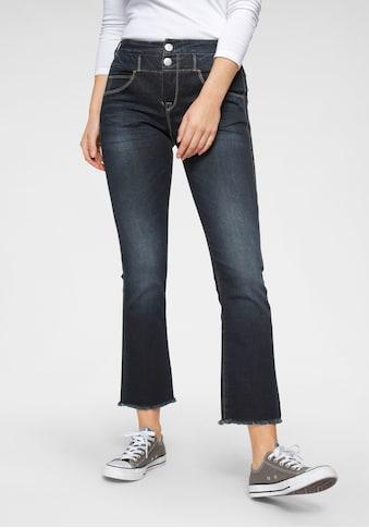 Herrlicher 7/8-Jeans »BABY CROPPED«, mit leichtem Push-Up Effekt kaufen