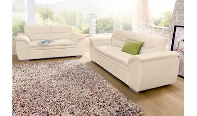 COTTA Polstergarnitur, Set: bestehend aus 2,5- und 2-Sitzer kaufen