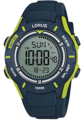 LORUS Chronograph »R2365MX9« kaufen