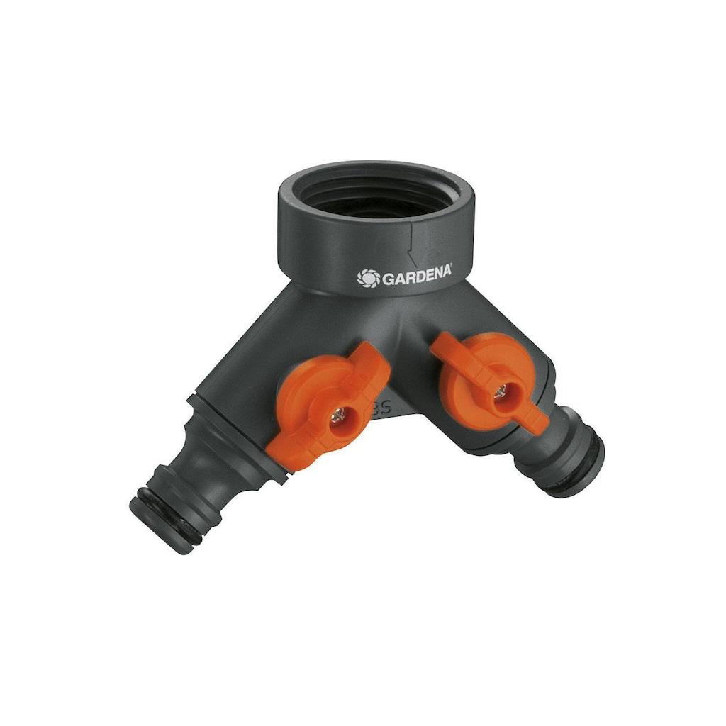 GARDENA 2-Wege-Ventil »26,5 mm (G 3/4 Zoll) 2-Wege-Ventil«