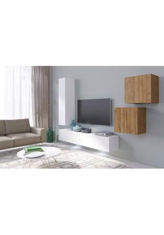 TRENDMANUFAKTUR Wohnwand »Vento«, (Set, 5 St.) kaufen