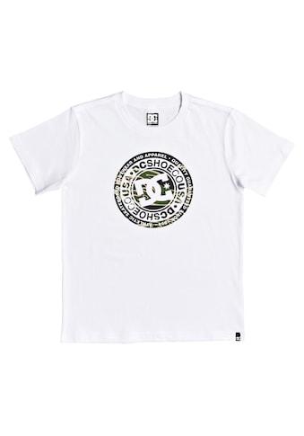 DC Shoes T - Shirt »Circle Star« kaufen