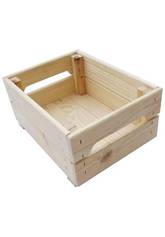 ADOB Holzkiste, (Set, 2 St.) kaufen