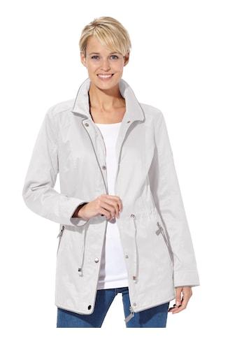 Casual Looks Jacke mit Schultersattel kaufen