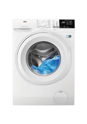 AEG Waschmaschine, LB5450, 8kg, 1400U/Min A+++, 8 kg, 1400 U/min kaufen