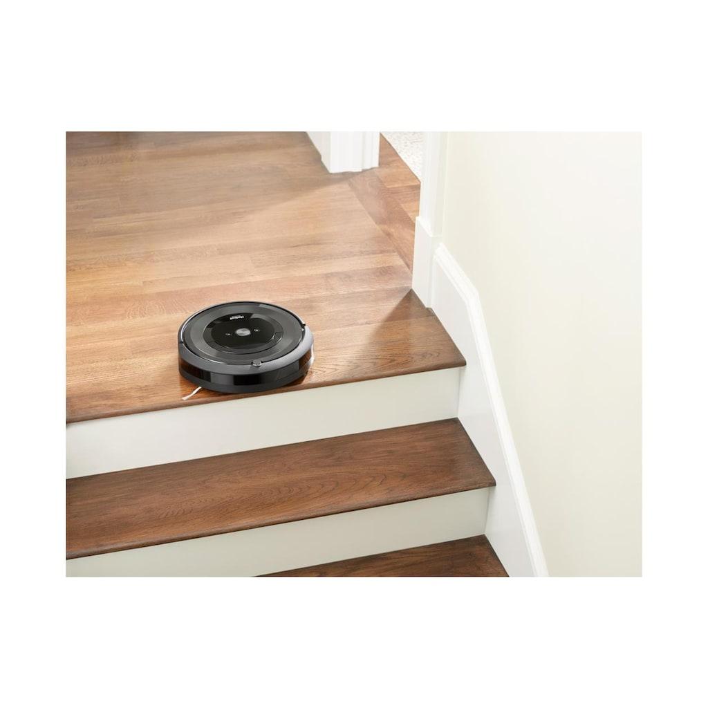 iRobot Saugroboter »Roomba e5 Charcoal 80 m«