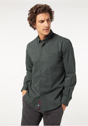 Pierre Cardin Langarmhemd, Modern Fit kaufen