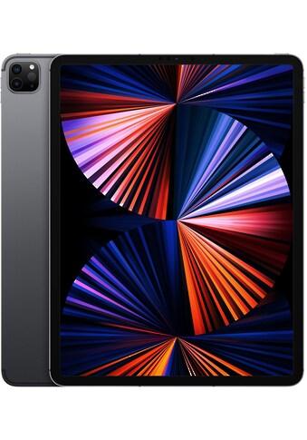 "Apple Tablet »iPad Pro (2021), 12,9"", Wifi + Cellular, 8 GB RAM, 1 TB Speicherplatz« kaufen"