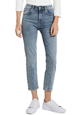 TOM TAILOR Straight-Jeans, mit coolen Waschungen kaufen
