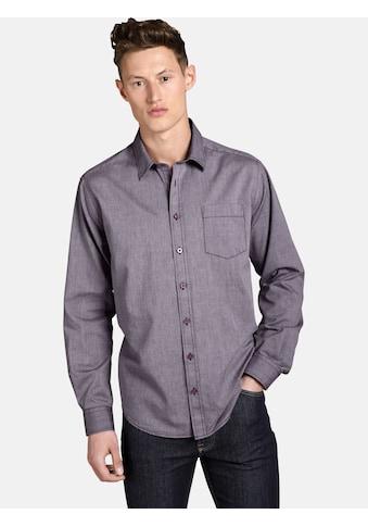 SHIRTMASTER Langarmhemd »purplefall« kaufen