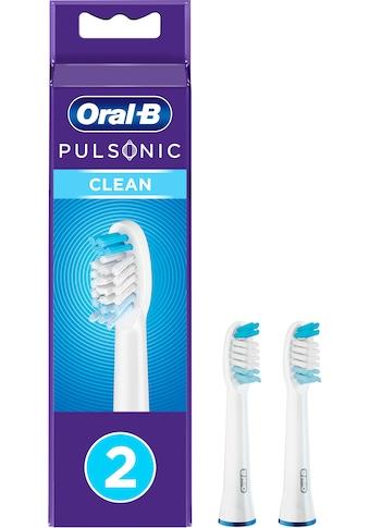 Oral B Aufsteckbürsten »Pulsonic Clean« kaufen