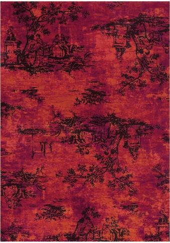 Arte Espina Teppich »Vintage 5206«, rechteckig, 9 mm Höhe, Wohnzimmer kaufen