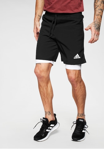 adidas Performance 2 - in - 1 - Shorts »AT SHORT« kaufen
