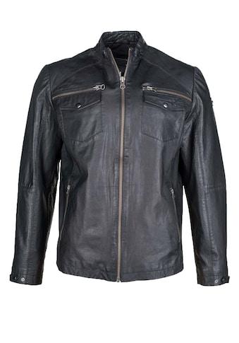 JCC Lederjacke mit komfortablen Taschen »MPJ - 539« kaufen