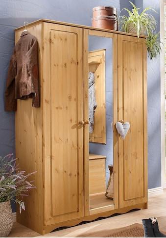 Home affaire Garderobenschrank »Emden« kaufen