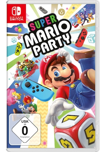 Super Mario Party Nintendo Switch kaufen