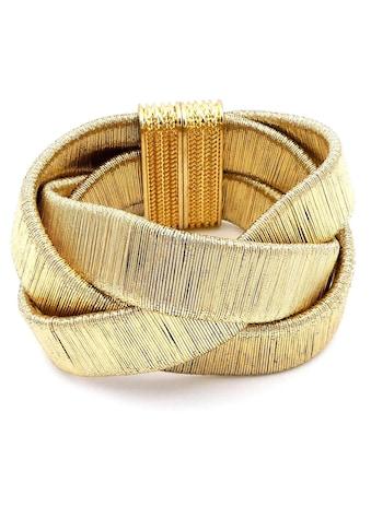 J.Jayz Armband »in geflochtener Optik, modern« kaufen