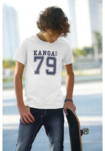 KangaROOS T-Shirt »BEST NUMBER« kaufen