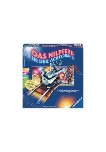 Ravensburger Spiel »Nilpferd in der Achterbahn« kaufen