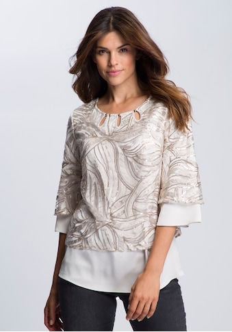 select! By Hermann Lange Blusenshirt »Marla« kaufen