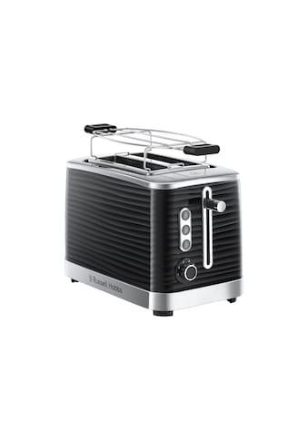 Toaster, Russell Hobbs, »Inspire 24371 - 56 Schwarz« kaufen