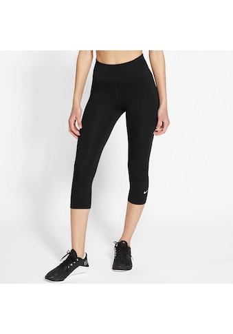 Nike Funktionstights »Nike One Women's Capri 3/4Tight« kaufen
