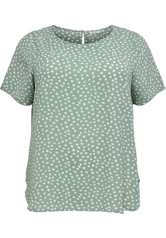 ONLY CARMAKOMA Klassische Bluse, mit Knopfverschluss am Rücken kaufen