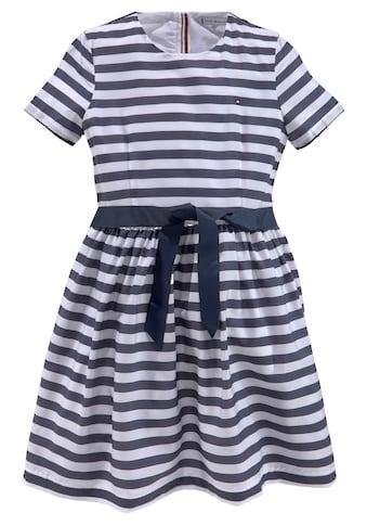 TOMMY HILFIGER Sommerkleid »NAUTICAL STRIPE DRESS« kaufen