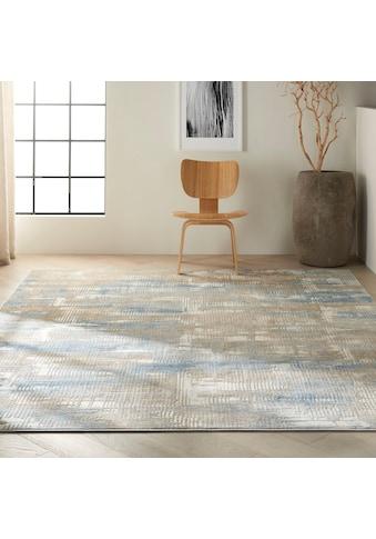 Calvin Klein Teppich »Rush CK951«, rechteckig, 9 mm Höhe, Wohnzimmer kaufen