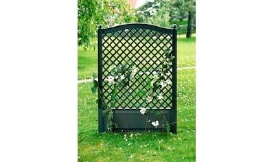 KHW Spalier BxTxH: 100x6x140 cm, grün kaufen