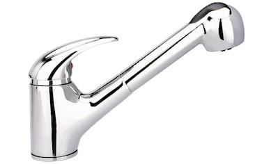 SCHÜTTE Spülenarmatur »Albatros, mit Schlauchbrause, Niederdruck« kaufen