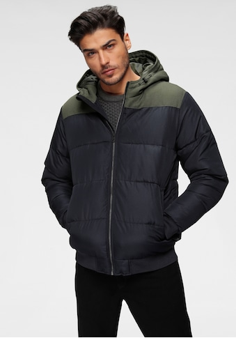 ONLY & SONS Steppjacke »BOSTON QUILTED BLOCK HOOD« kaufen