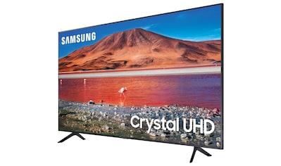 "Samsung LCD-LED Fernseher »UE65TU7090 UXZG 65 LED-«, 163 cm/65 "", 4K Ultra HD kaufen"