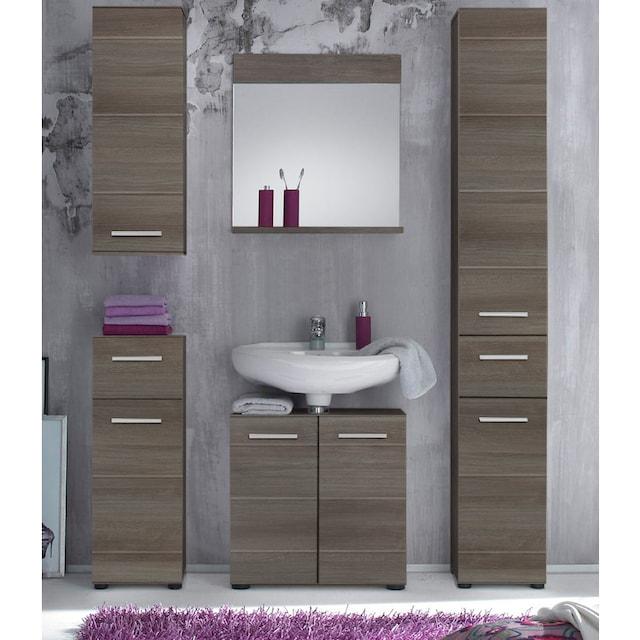 trendteam Waschbeckenunterschrank »Skin«