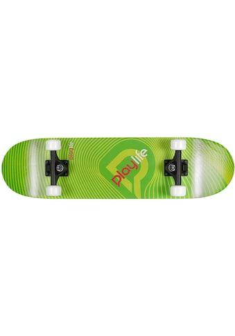 Playlife Skateboard »Illusion Green« kaufen