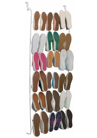 Zeller Present Schuhregal für die Tür kaufen