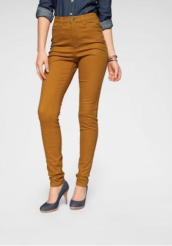 Arizona Jeansjeggings »in Coloured - Denim« kaufen