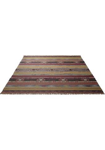 Esprit Teppich »Mahal«, rechteckig, 5 mm Höhe, reine Schurwolle, Wohnzimmer kaufen