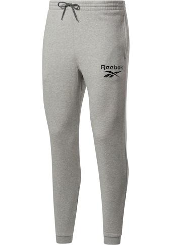 Reebok Jogginghose »RI Fleece BL JOGGER« kaufen