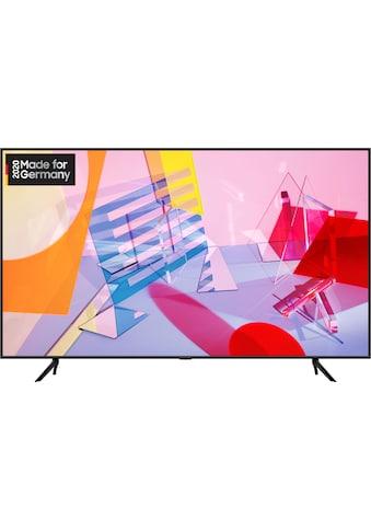 Samsung GQ75Q60T QLED - Fernseher (189 cm / (75 Zoll), 4K Ultra HD, Smart - TV kaufen