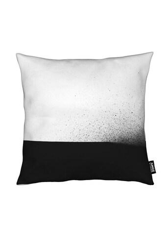 Juniqe Dekokissen »Black 00«, Weiches, allergikerfreundliches Material kaufen