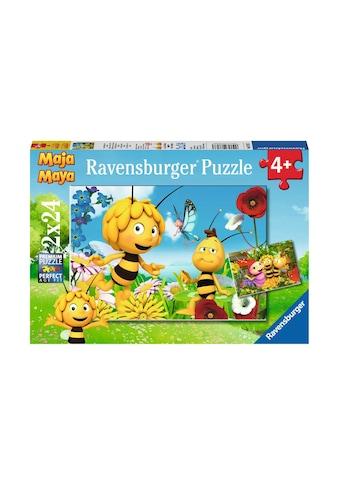 Ravensburger Puzzle »Biene Maja und ihre Freunde« kaufen
