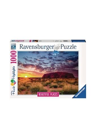 Ravensburger Puzzle »Ayers Rock in Australien« kaufen