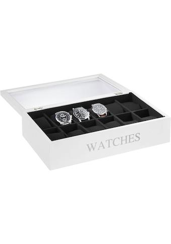 Home affaire Uhrenbox »Uhren« kaufen