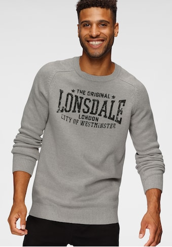 Lonsdale Strickpullover »TALGARREG« kaufen
